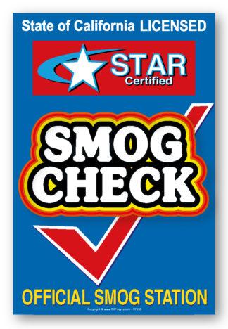Smog Check Star Certified
