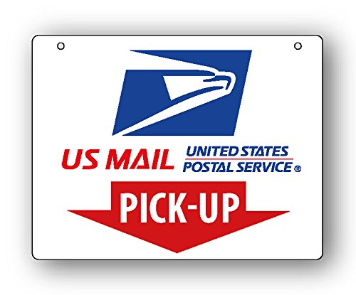 Usps Fedex Ups Pick Up Signs Qcpsigns